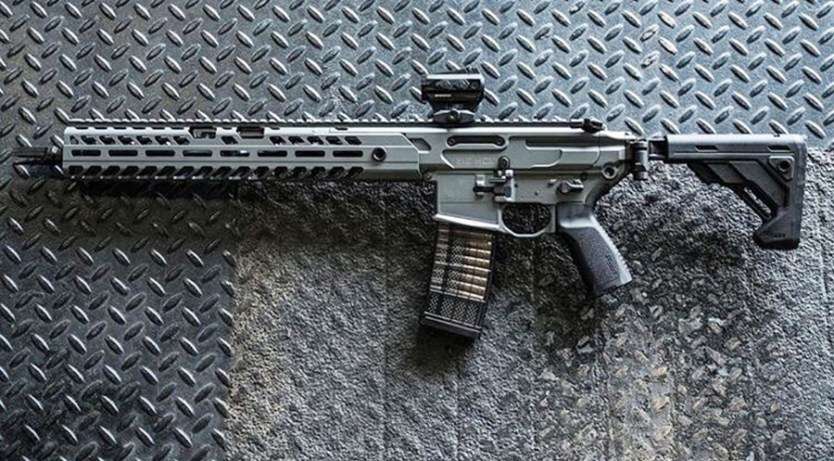 More on the SIG MCX Virtus