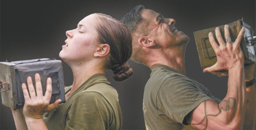 The PFT and CFT can be gender neutral. Here's how