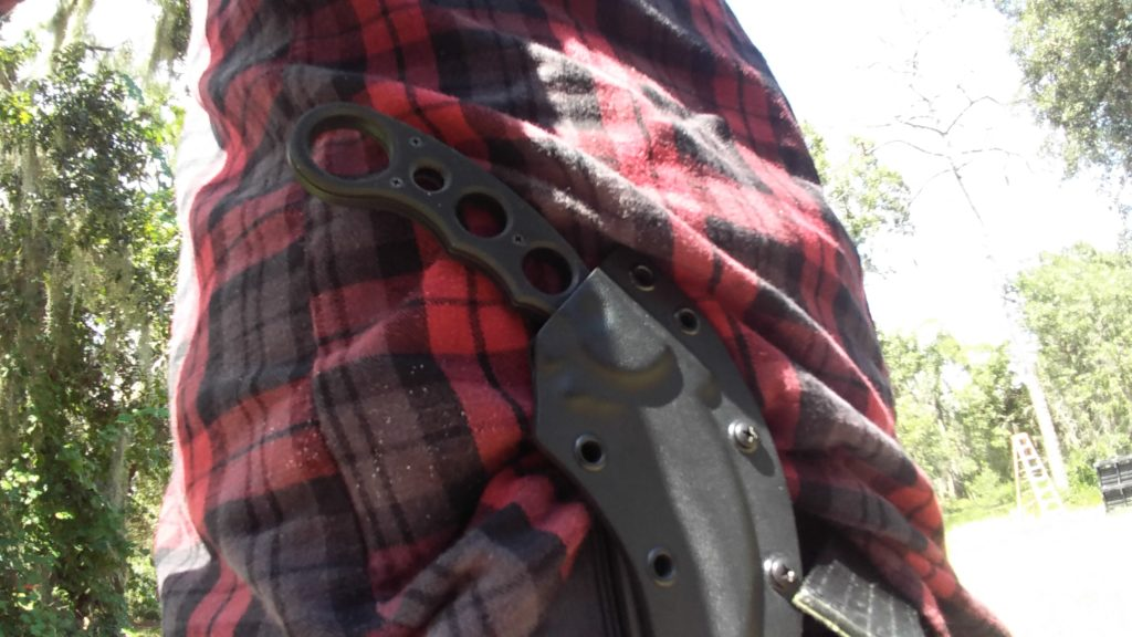 The Emerson Karambit | A traditional combat knife