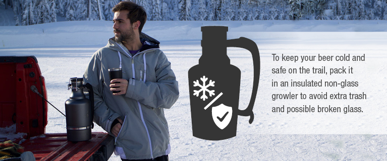 5 Pro-Tips For Keeping Your Beer Cold While Camping and Hiking