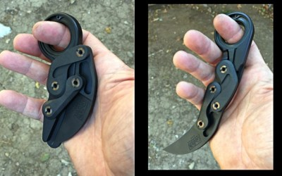Caswell Morphing Karambit Version 2.0 Finally Ready
