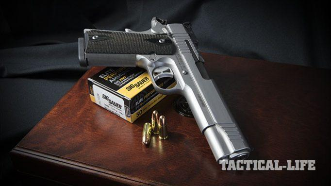 Sig's Matchmaker: The 1911 Match Elite Stainless