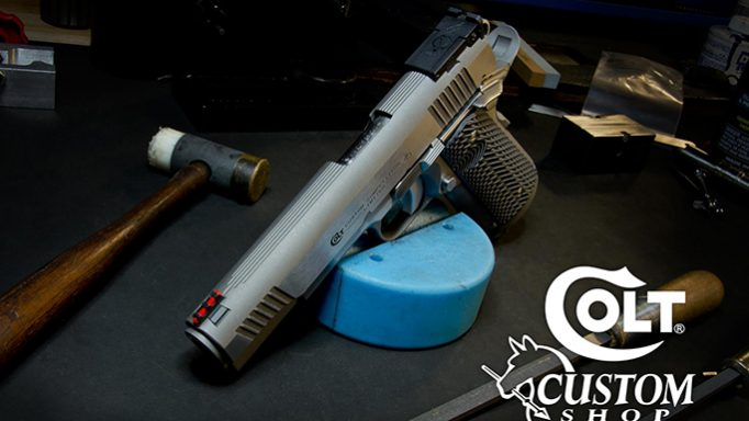 The Colt Custom Shop Is Accepting 1911 Work Orders Again