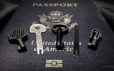 Why Travelers Should Carry Handcuff Keys