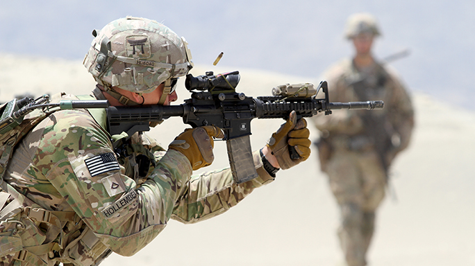 A 7.62 Interim Combat Service Rifle Is a Terrible Idea For the US Army