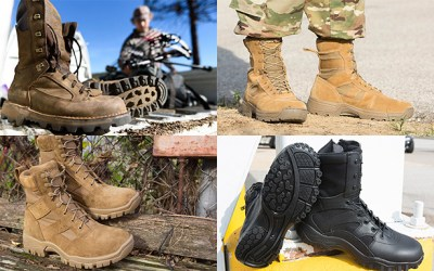 Warrior Wear: 21 New Boots Ready for Your Next Mission