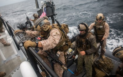 Loadout Room photo of the day | 11th MEU CERTEX: MRF VBSS Mission