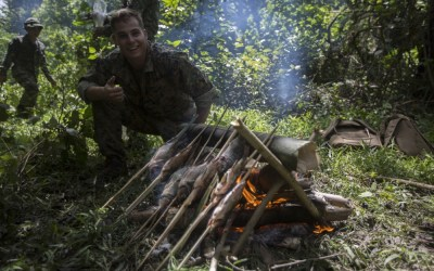 Loadout Room photo of the day   PHIBLEX 15 Jungle Environment Survival Training with 3D Recon