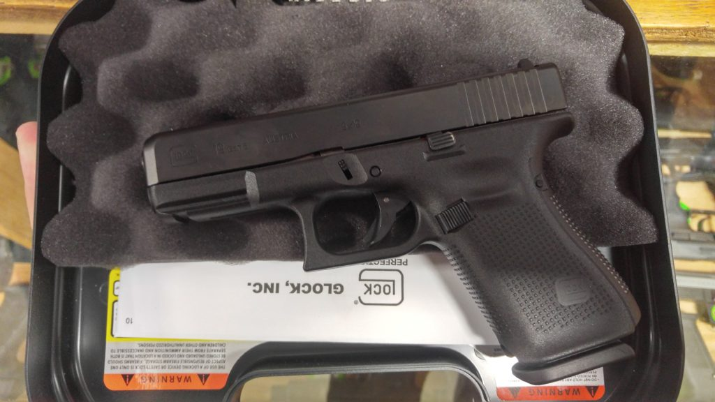 Glock 17 MOS: First look, Its not great