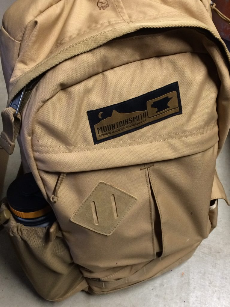 Rex Nanorum's go-bag | National preparedness month