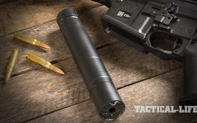 Perfect Partner: The Rugged Surge 7.62 Suppressor