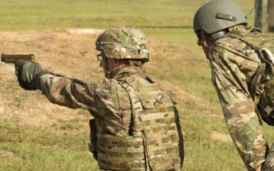 PHOTOS: US Army Tests Sig Sauer P320 MHS at Fort Bragg