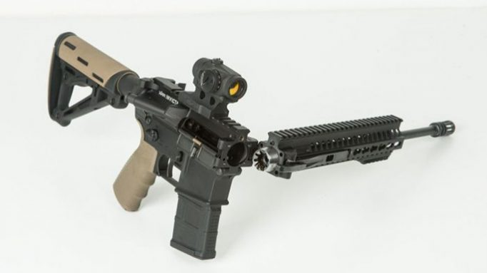 F&D Defense's XAR Invicta Folding AR-15 Is Now Shipping