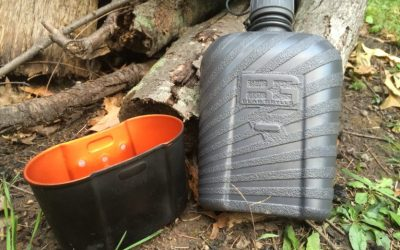 Bear Grylls canteen | Field tested and robust