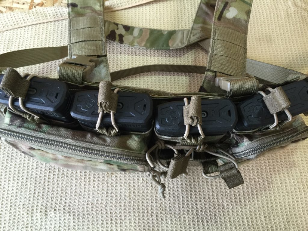 Disruptive Environments 762 heavy chest rig