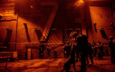 Loadout Room photo of the day | SEALs, Marines use USS George Washington as forward staging base