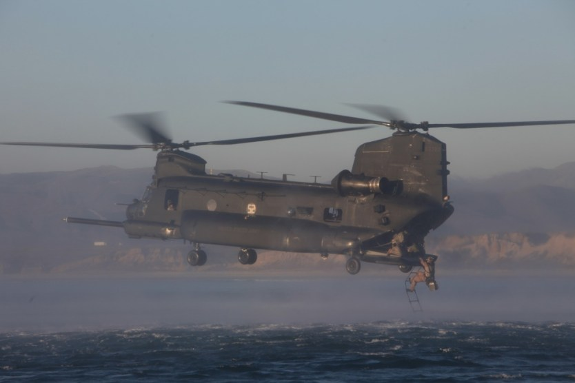 Loadout Room photo of the day | MARSOC conducts VBSS training with 160th SOAR