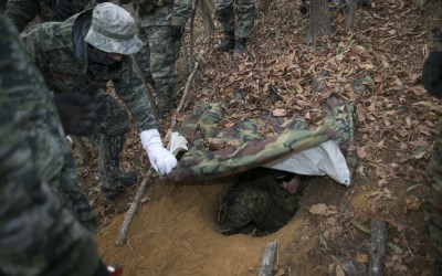 Loadout Room photo of the day | Improvise, Adapt, Overcome: ROK, US Marines Train for Winter Mountain Warfare