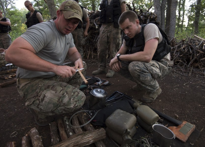 Loadout Room photo of the day | Survival, Evasion, Resistance, Escape (SERE) Specialist Screening Course