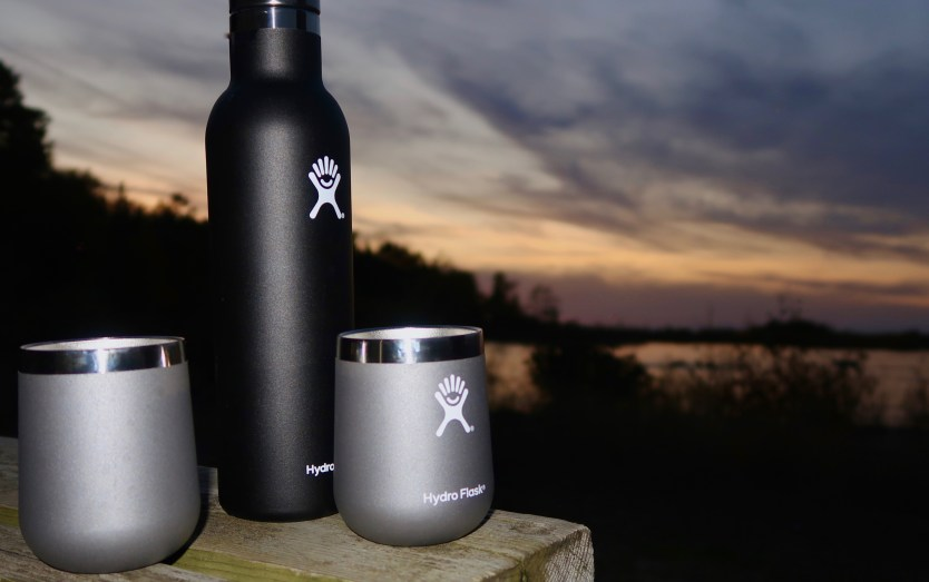 Hydroflask Wine Bottle