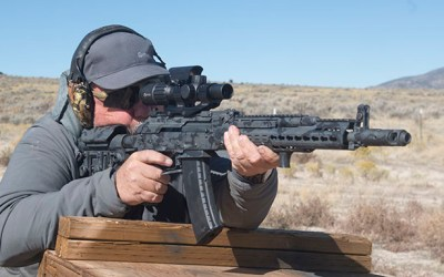 The Burris RT-6 Riflescope Is Built For Stupid Fast Speed