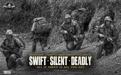 Loadout Room photo of the day | Marine Corps Recon: Swift, Silent, Deadly
