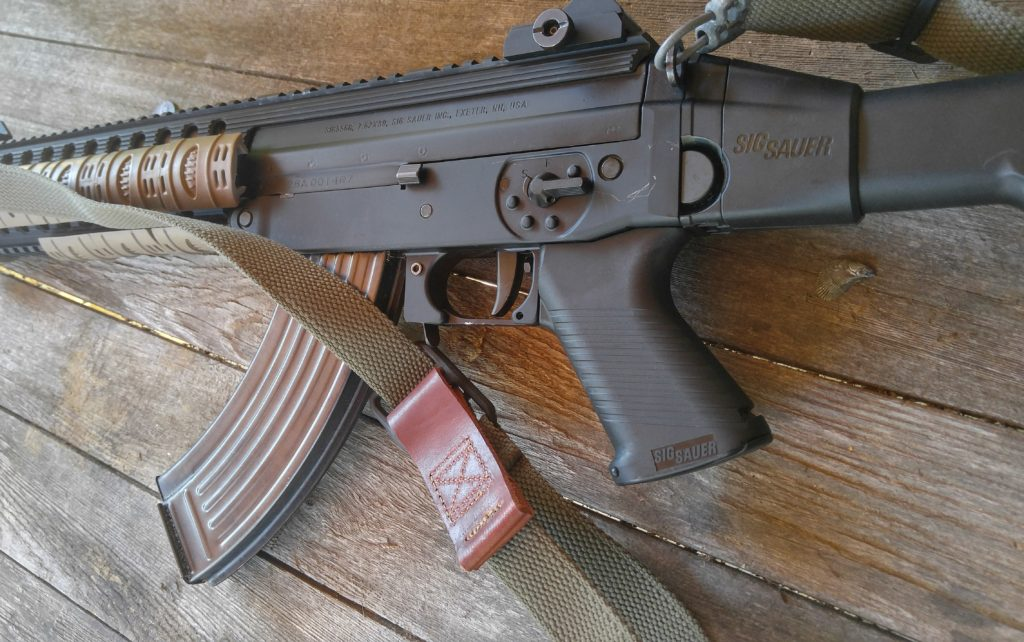 Blue Force Gear AK Sling: The Combloc choice