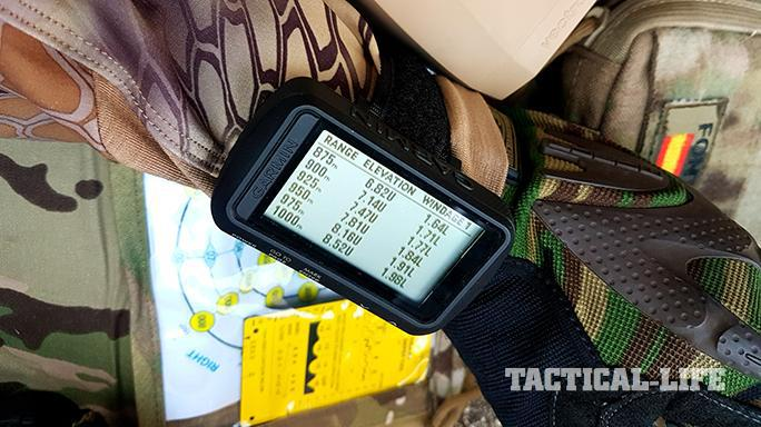 Sniper Tech: The Garmin Foretrex 701 Ballistic Edition