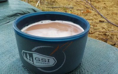GSI Microdualist   Ultralight Integrated Cooking Solution