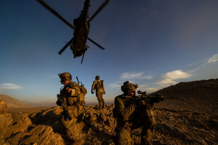 Loadout Room photo of the day | Pararescue in Afghanistan