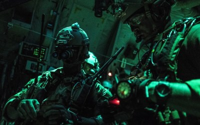 Loadout Room photo of the day | Joint HAHO jumps at Talisman Saber 2017