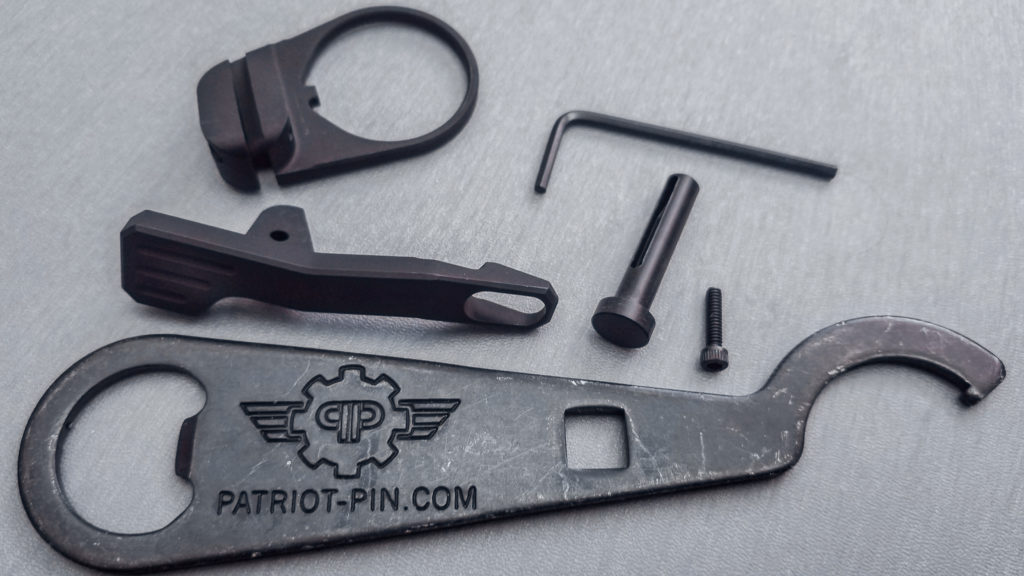 Patriot Pin and AR MagLock combo | California: Get compliant and Get faster