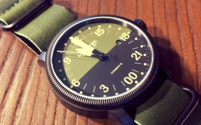 LÜM-TEC Combat B37 24-hour watch review