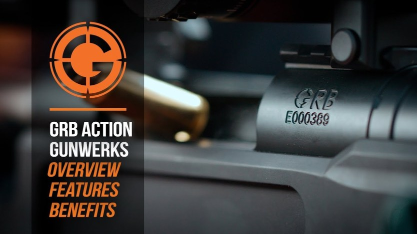 Gunwerks Announces the Release of the GRB Bolt Rifle Action