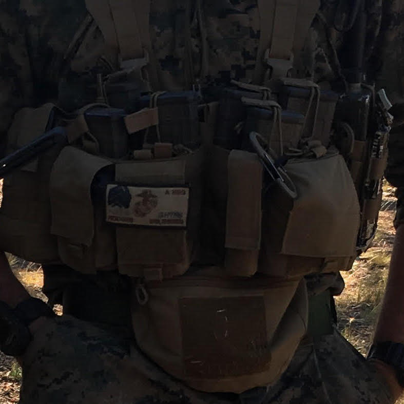 "Velocity Systems UW Chest Rig Gen VI ""The Pusher"""