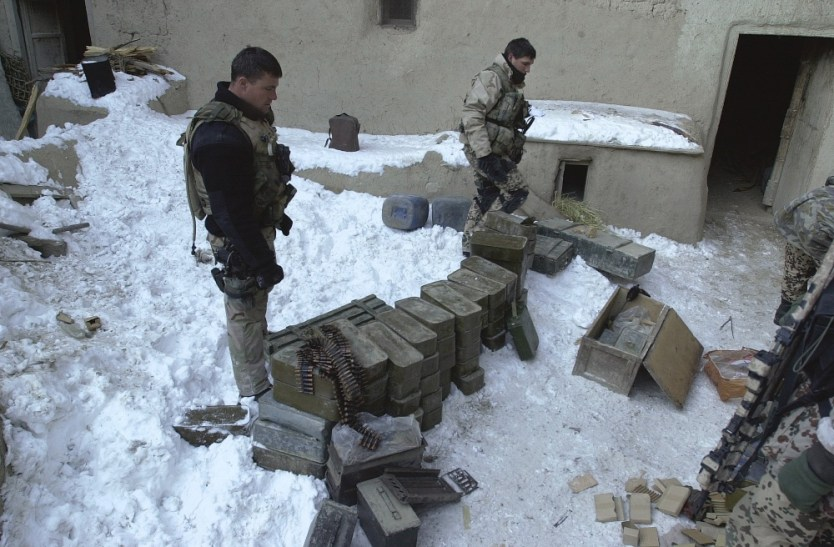 Loadout Room photo of the day: Improvise, Adapt, Overcome: ROK, US Marines Train for Winter Mountain Warfare