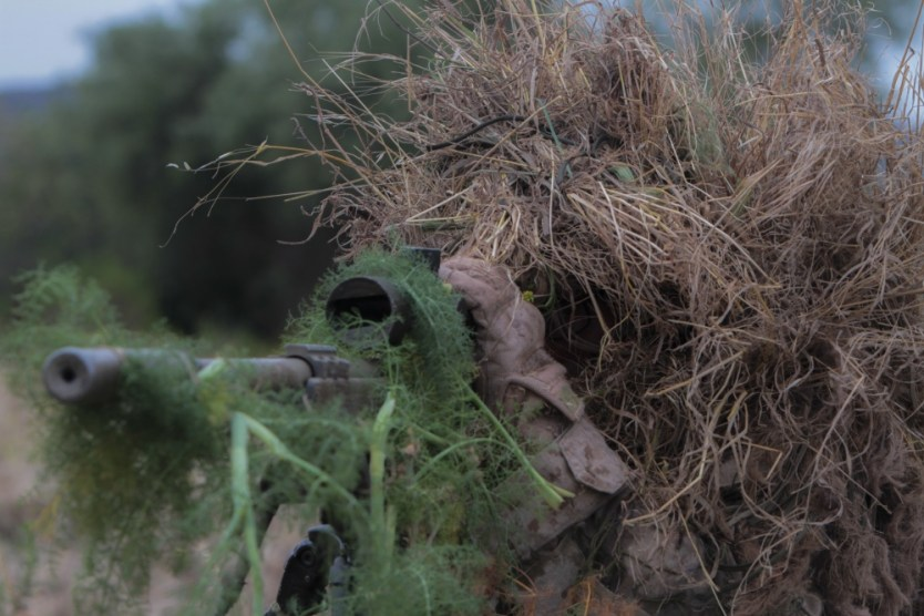 Loadout Room photo of the day: 1/7 Attend Pre-Scout Sniper Course
