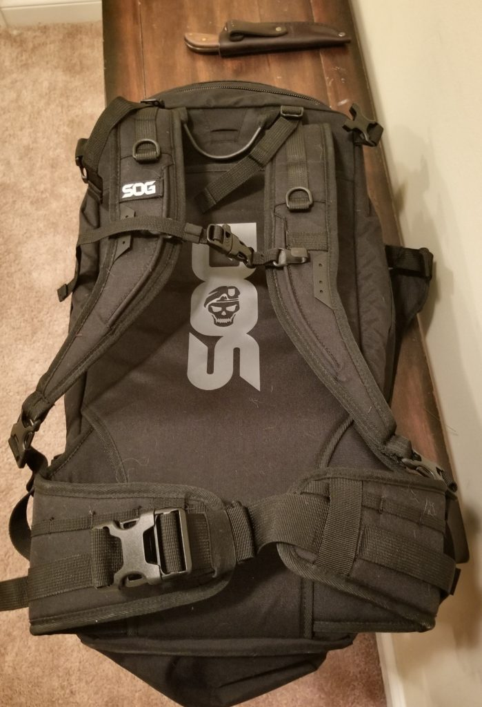 SOG Seraphim 35: The pack that does it all