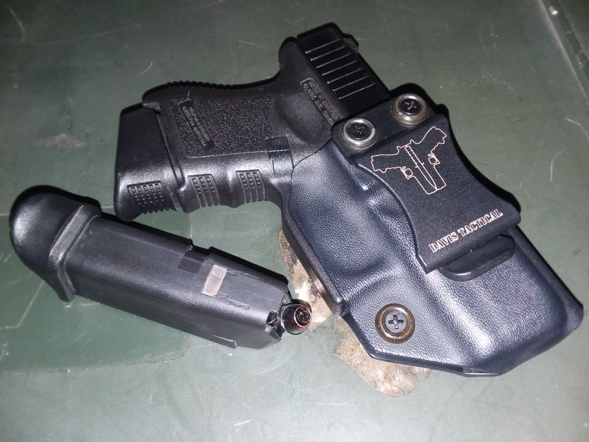 Davis Tactical Kydex holsters