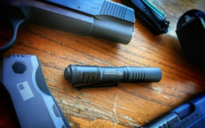 Op-Ed: Let there be light: Why making a flashlight part of your EDC is worth it