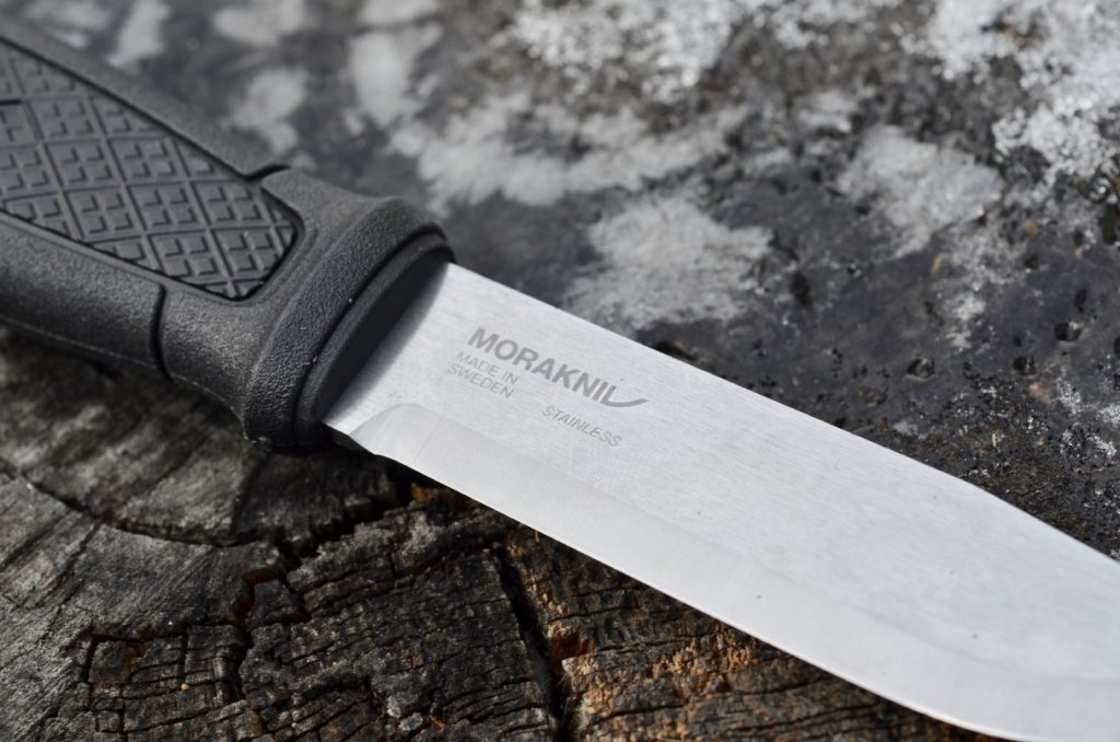 Morakniv Garberg: The best knife for bushcraft and survival?