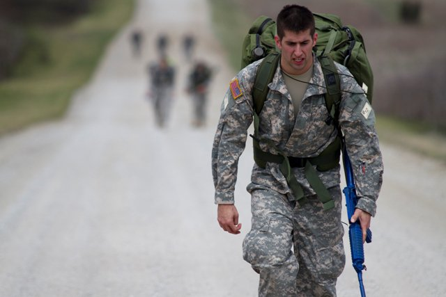 Rucking Redux, Everyone's Favorite Exercise…and Topic