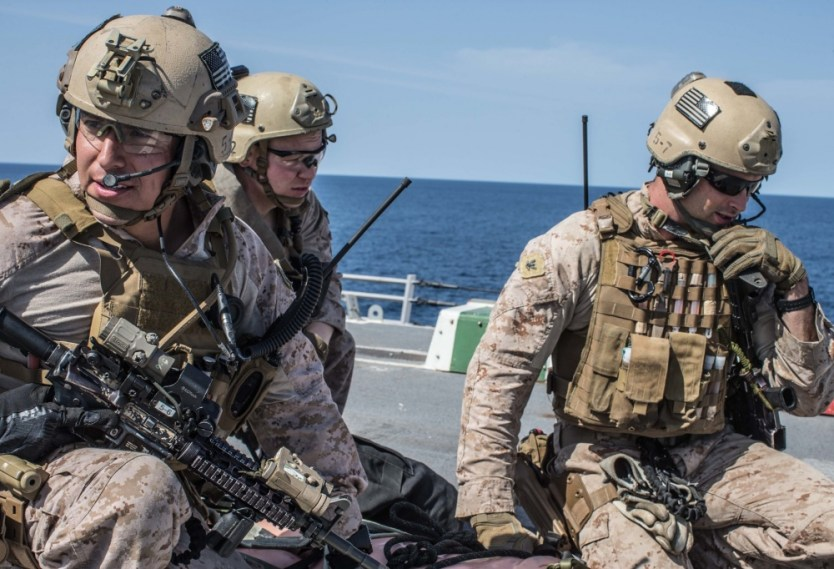 Loadout Room photo of the day: 11th MEU: Training is Continuous