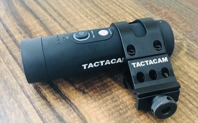 Tactacam 4.0 review: Recording your hunt and range time