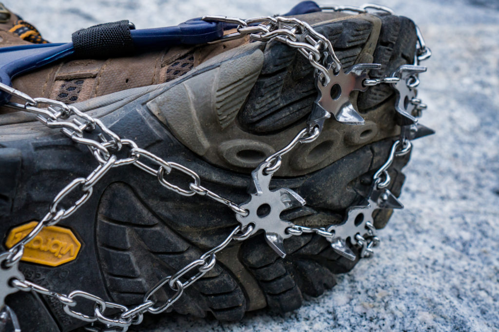 Hillsound Trail Crampon Ultra   Extra traction for hitting winter trails