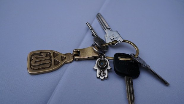 Swiss Key: An ultralight pocket tool