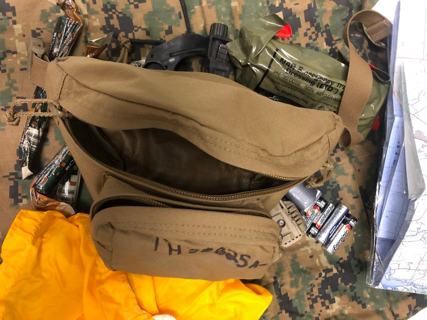 T3 Tactical Fanny Pack