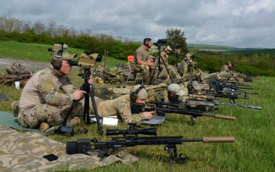 Loadout Room photo of the day: Urban Sniper Course