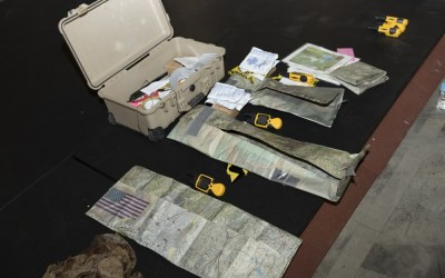 Loadout Room photo of the day: SERE Forrest Survival