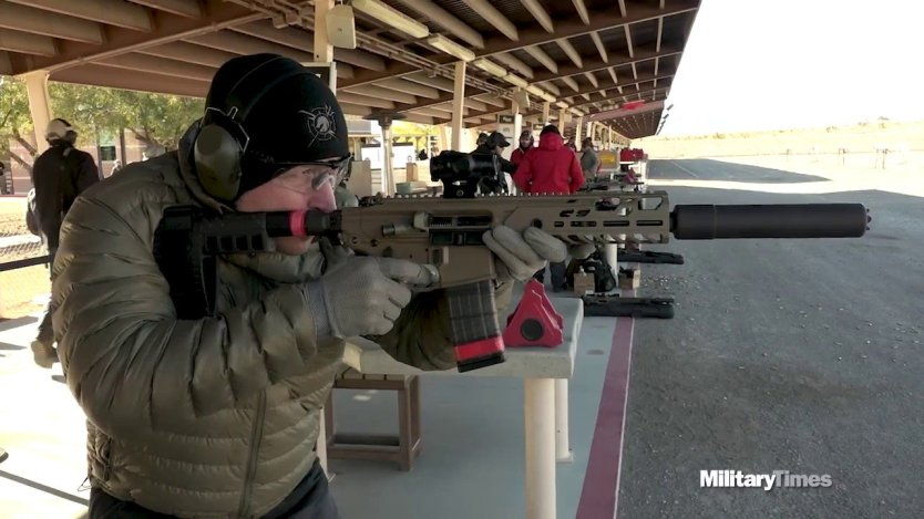 Watch: Clint Emerson weighs in on the new Sig Sauer MCX